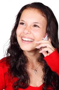 Telefonieren mit Mobilfunkdiscounter